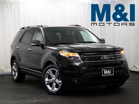 2013 Ford Explorer for sale in Highland Park, IL