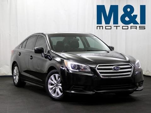 2015 Subaru Legacy for sale in Highland Park, IL