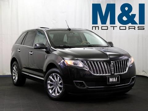 2014 Lincoln MKX for sale in Highland Park, IL
