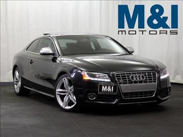 2008 Audi S5 for sale in Highland Park, IL