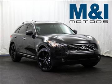 2009 Infiniti FX50 for sale in Highland Park, IL