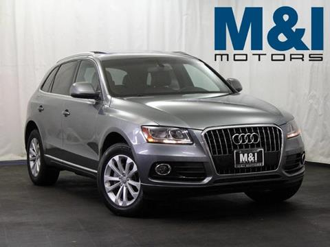 2014 Audi Q5 for sale in Highland Park, IL