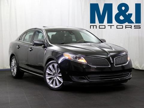 2013 Lincoln MKS for sale in Highland Park, IL