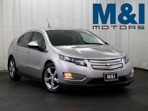 2012 Chevrolet Volt for sale in Highland Park, IL