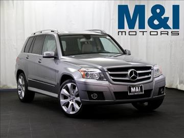 2010 Mercedes-Benz GLK for sale in Highland Park, IL
