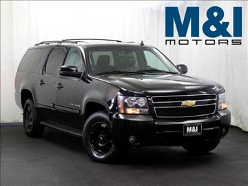 2013 Chevrolet Suburban for sale in Highland Park, IL