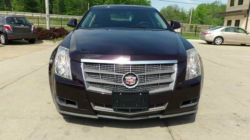 2008 cadillac cts 3 6l v6 awd 4dr sedan in chicago il. Black Bedroom Furniture Sets. Home Design Ideas