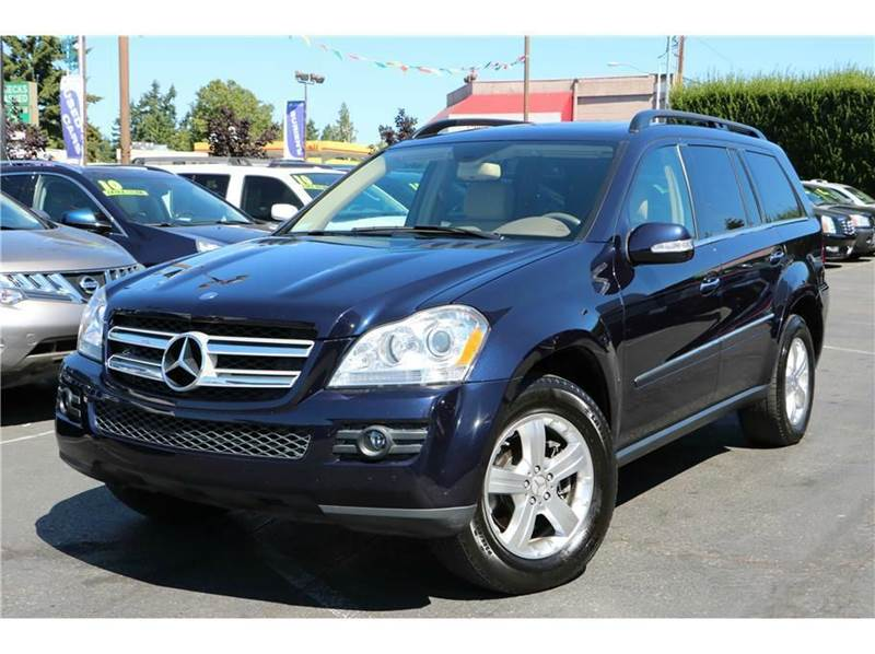 2008 mercedes benz gl class gl 450 4matic awd 4dr suv in for Mercedes benz repair chicago
