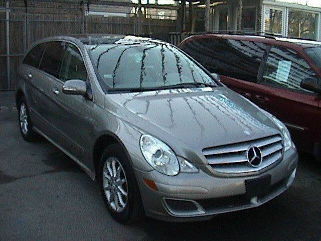 Mercedes benz r class for sale in illinois for 2006 mercedes benz r class for sale