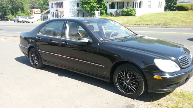 2002 Mercedes-Benz S-Class S 55 AMG 4dr Sedan - Vernon Rockville CT
