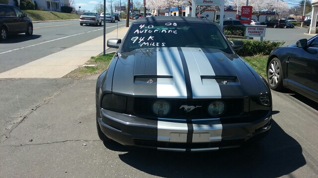 2008 Ford Mustang V6 Premium 2dr Convertible - Vernon Rockville CT
