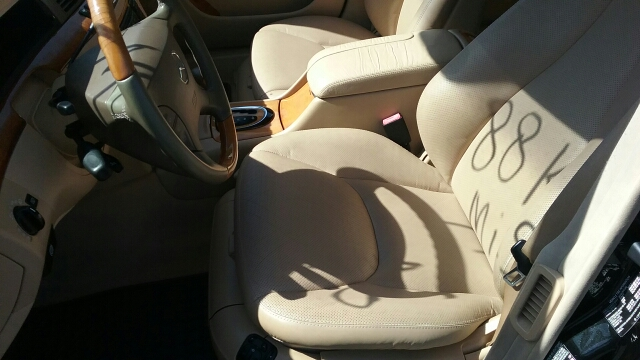 2002 Mercedes-Benz S-Class S 55 AMG 4dr Sedan - Vernon Rockville CT