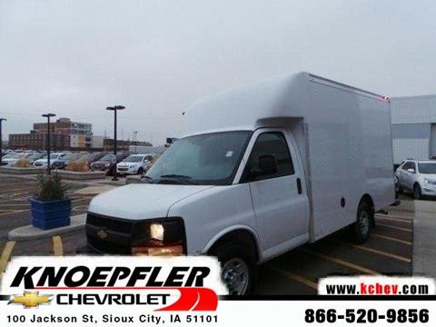 2017 Chevrolet Express Cutaway for sale in Sioux City, IA