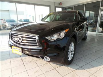 2015 Infiniti QX70 for sale in Sioux City, IA