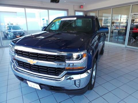 2017 Chevrolet Silverado 1500 for sale in Sioux City, IA