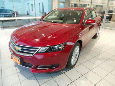 2018 Chevrolet Impala for sale in Sioux City, IA