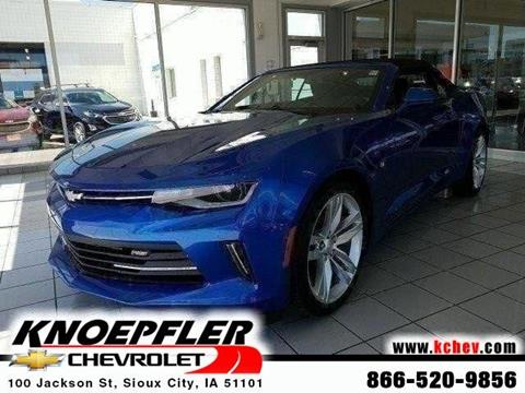 2018 Chevrolet Camaro for sale in Sioux City, IA