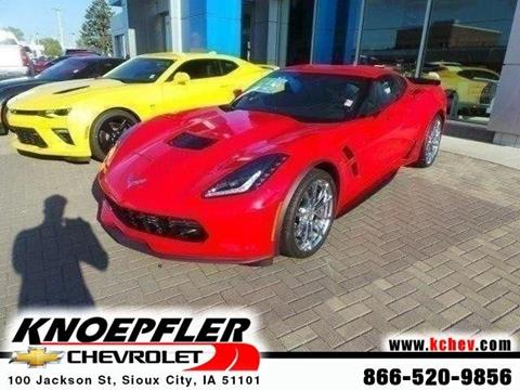 2018 Chevrolet Corvette for sale in Sioux City, IA