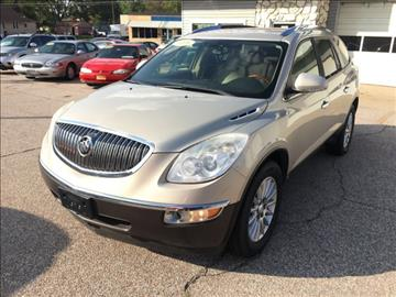 buick enclave for sale in sioux city ia. Black Bedroom Furniture Sets. Home Design Ideas