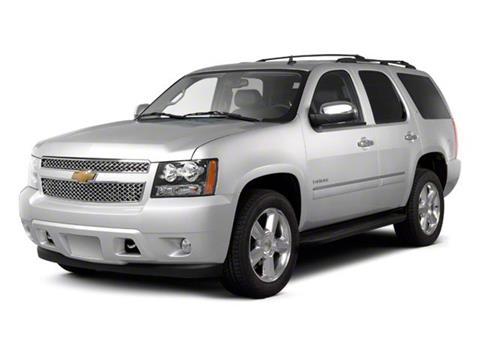 2012 Chevrolet Tahoe For Sale  Carsforsalecom