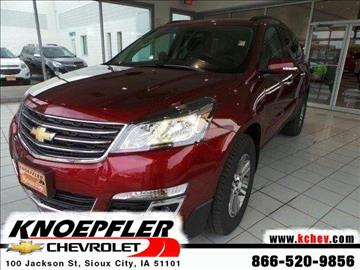 2017 Chevrolet Traverse for sale in Sioux City, IA