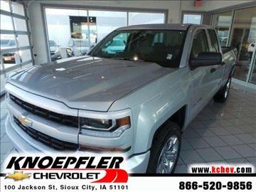 2017 Chevrolet Silverado 1500 for sale in Sioux City, IA