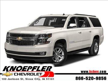 2017 Chevrolet Suburban for sale in Sioux City, IA