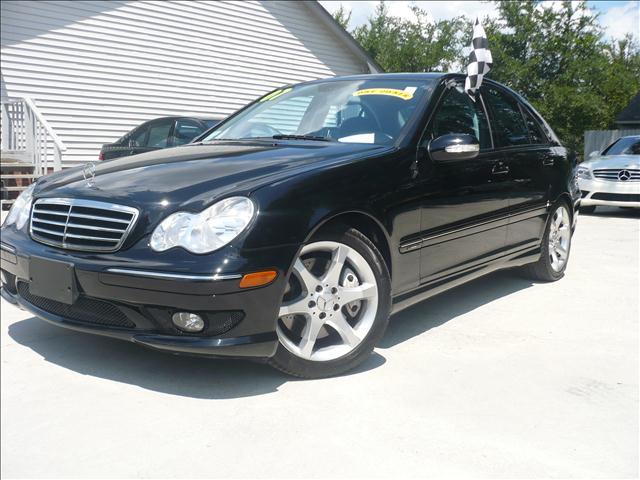 Object moved for 2007 mercedes benz c class c230 sport for sale