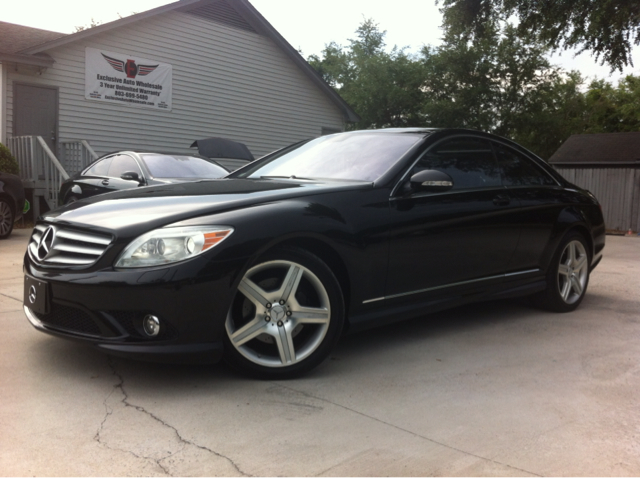 Used 2007 mercedes benz cl class cl550 in pontiac sc at for 2007 mercedes benz cl550 for sale