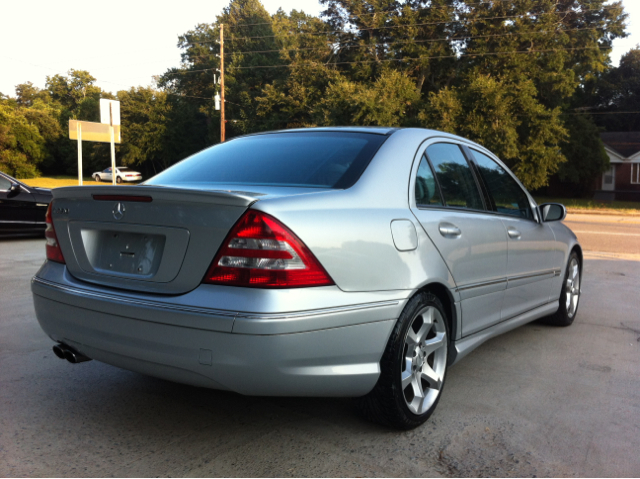 2007 mercedes benz c class c230 sport sedan for sale in for Mercedes benz 2007 c230