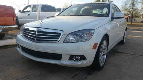 Mercedes benz c class for sale oklahoma for Mercedes benz okc