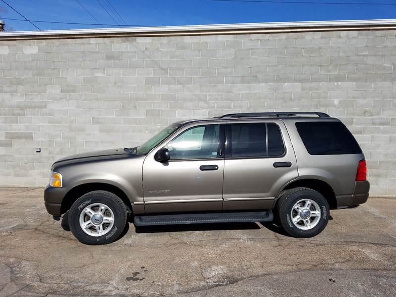 2004 ford explorer 4dr xlt 4wd suv in grand island ne ross auto center inc. Black Bedroom Furniture Sets. Home Design Ideas