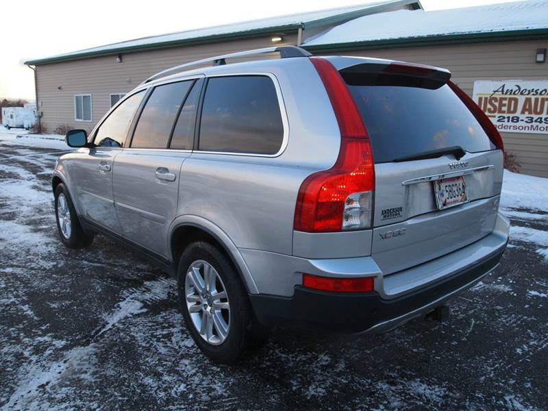 2007 volvo xc90 v8 awd 4dr suv in duluth mn anderson motors Anderson motors llc
