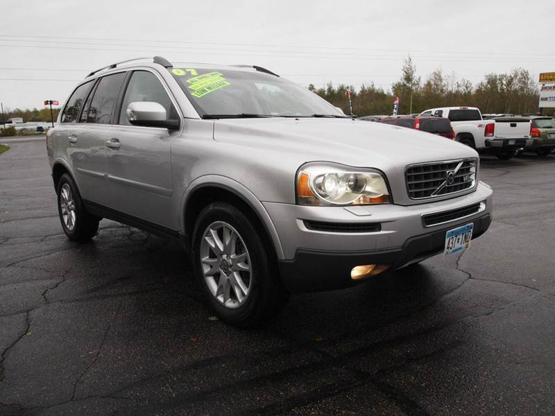 2007 volvo xc90 awd v8 4dr suv in duluth mn anderson motors