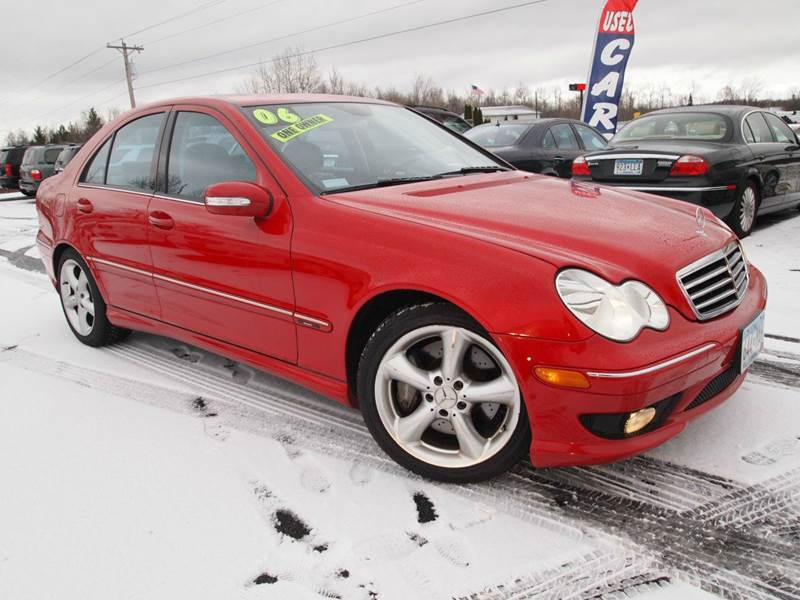 2006 mercedes benz c class c230 sport one owner in for Mercedes benz of duluth