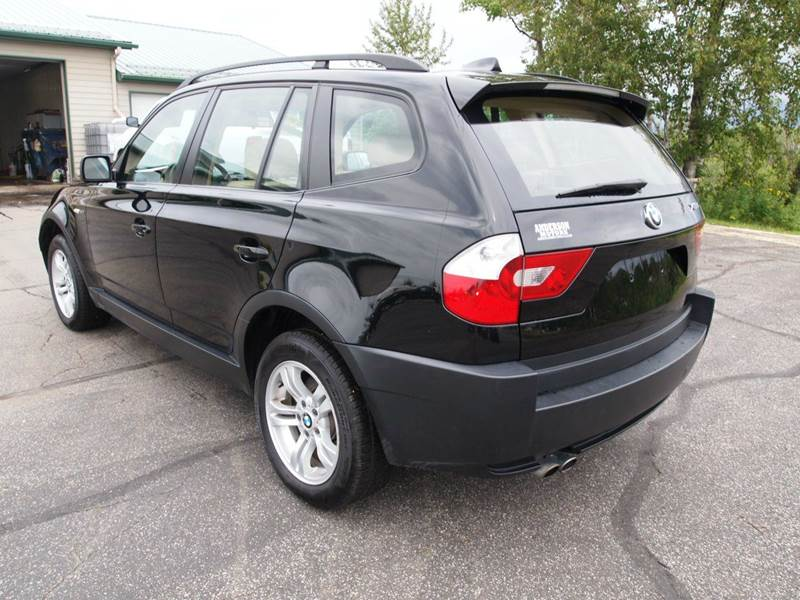 2005 Bmw X3 Awd 4dr Suv In Duluth Mn Anderson Motors