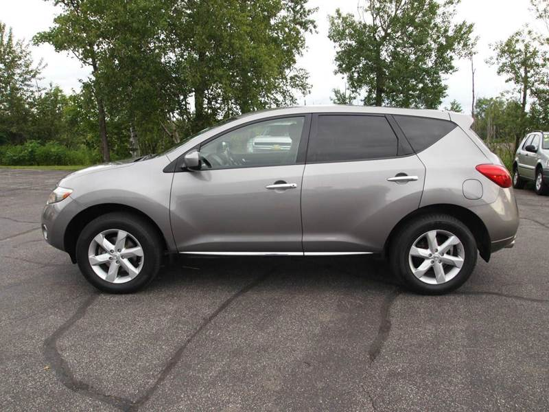 2009 nissan murano awd sl 4dr suv in duluth mn anderson. Black Bedroom Furniture Sets. Home Design Ideas