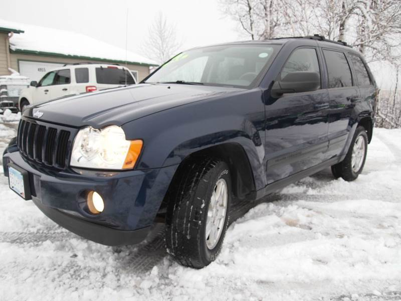 2006 jeep grand cherokee laredo 4dr suv 4wd in duluth mn Anderson motors llc
