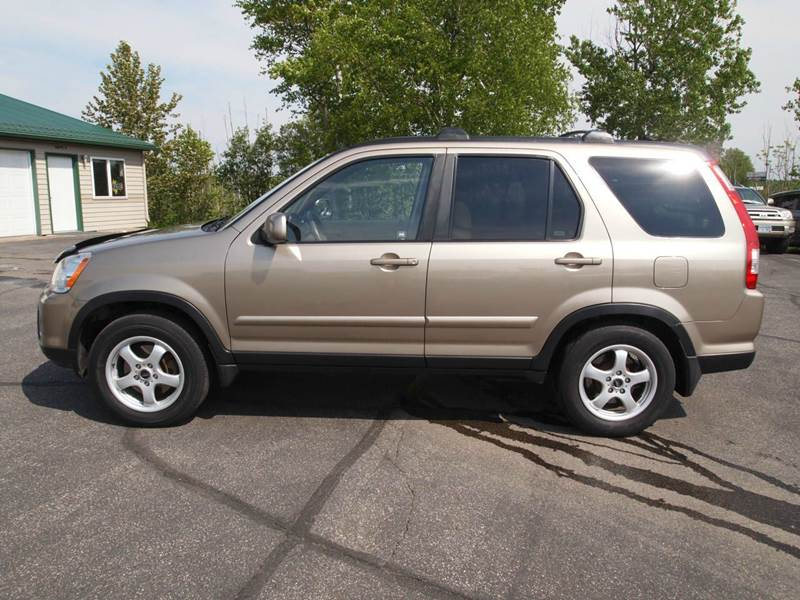 2006 Honda Cr V Special Edition Awd 4dr Suv In Duluth Mn