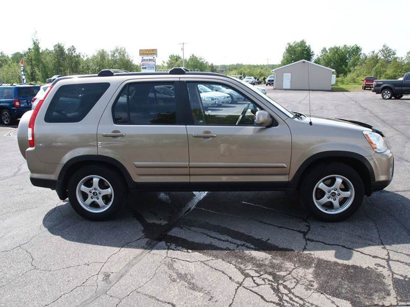 2006 honda cr v special edition awd 4dr suv in duluth mn anderson motors. Black Bedroom Furniture Sets. Home Design Ideas