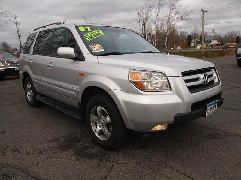 2007 Honda Pilot Ex L 4dr Suv 4wd In Duluth Mn Anderson