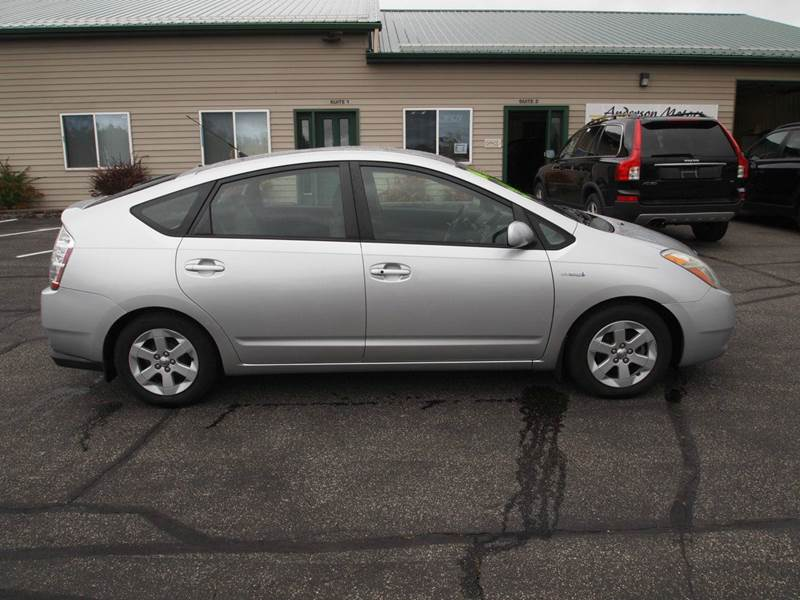 2006 Toyota Prius 4dr Hatchback In Duluth Mn Anderson Motors