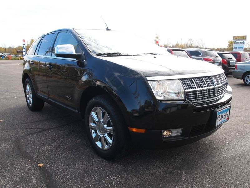 2007 lincoln mkx awd 4dr suv in duluth mn anderson motors. Black Bedroom Furniture Sets. Home Design Ideas