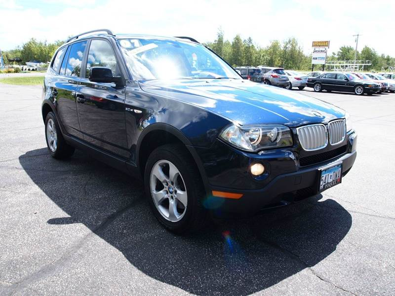 2007 bmw x3 awd 4dr suv in duluth mn anderson motors. Black Bedroom Furniture Sets. Home Design Ideas
