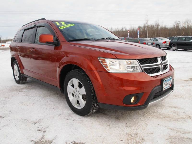 2012 Dodge Journey Sxt Awd 4dr Suv In Duluth Mn Anderson Motors