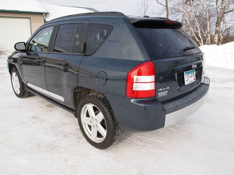 2008 jeep compass limited 4x4 4dr suv w cj1 in duluth mn Anderson motors llc