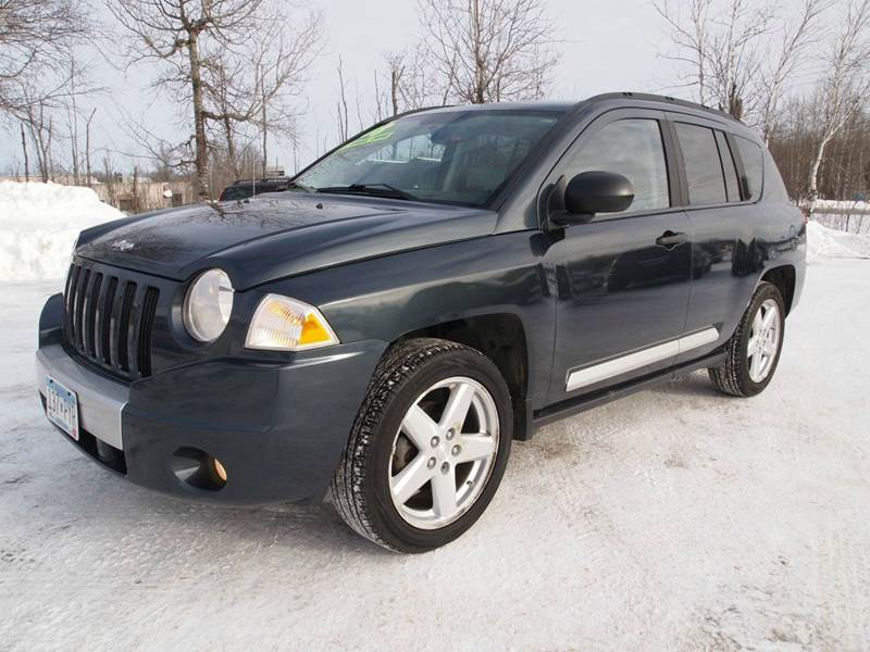 2008 jeep compass limited 4x4 4dr suv w cj1 in duluth mn. Black Bedroom Furniture Sets. Home Design Ideas