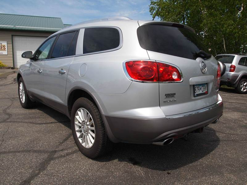 2009 buick enclave awd cxl 4dr suv in duluth mn anderson Anderson motors llc