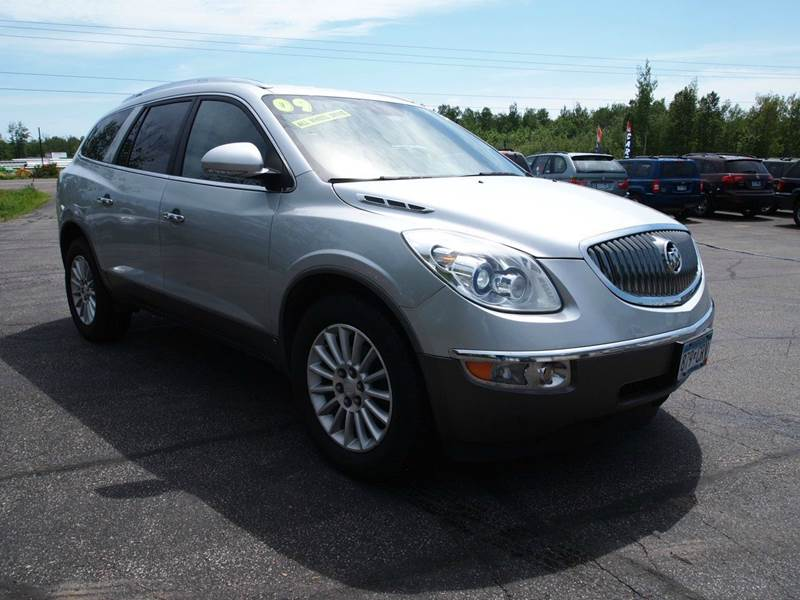 2009 buick enclave awd cxl 4dr suv in duluth mn anderson. Black Bedroom Furniture Sets. Home Design Ideas
