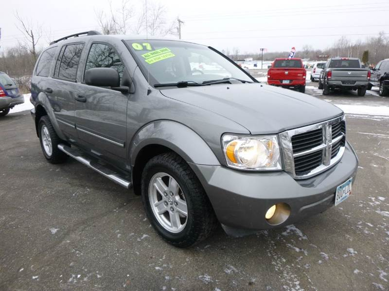 2007 dodge durango slt 4dr suv 4wd in duluth mn anderson Anderson motors llc